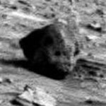 Crânio Alienígena Encontrado Em Marte