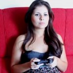 Mulher Vs Video Game