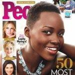 Lupita Nyong'o, a Mulher Mais Bela do Mundo