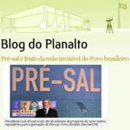 O Blog do Presidente Lula