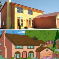 A Casa dos Simpsons da Vida Real