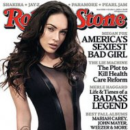 Megan Fox na Revista Rolling Stones