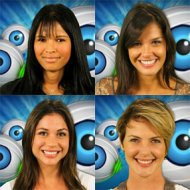As Gatas do Big Brother Brasil 11