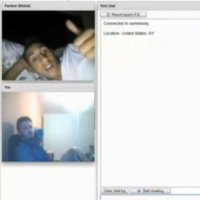Sexo Oral no Chatroulette?