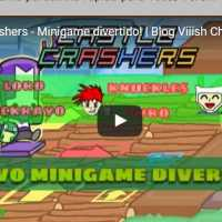 Novo Minigame no Castle Crashers