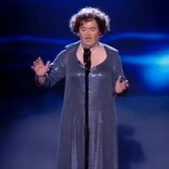 Susan Boyle Perde na Final do Britain's Got Talent
