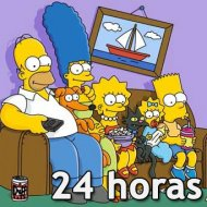 Assista Os Simpsons 24 Horas por Dia na Internet
