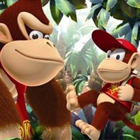 Donkey Kong Country: Tropical Freeze Ganhou Novo Trailer