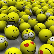 Emoticons e Smiles para os Messengers