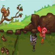 Jogo Online: Defend Your Nuts