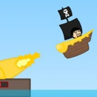 Jogo Online - Pirate Launch