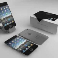 Possivel Design do Iphone 5