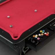 Luxury Billiards - Mesas de Sinuca de Luxo