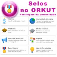 Selos do Orkut
