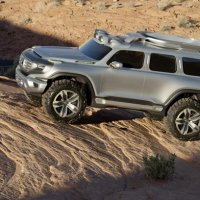 Mercedes Revela Conceito Ener-G-Force