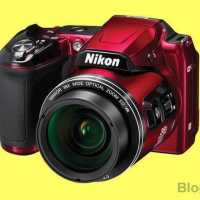 Câmera Digital Nikon Coolpix L840 com Wi-Fi Integrado