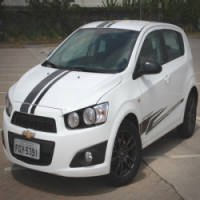 Chevrolet Sonic Effect Aposta no Visual Esportivo