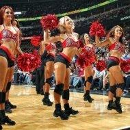 Lindas Líderes de Torcida da NBA