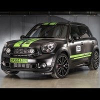 Novo Mini Countryman All4 Dakar 2015