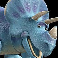 Revelado o Novo Personagem de Toy Story 3: Trixie