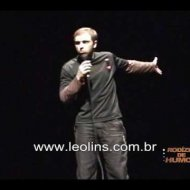 Sessão Stand-up com Léo Lins