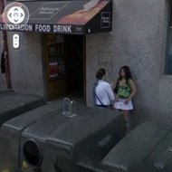 Garotas de Programa Flagradas no Google Street View