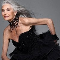 Daphne Selfe, a Top Model de 86 Anos