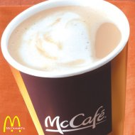 Propagandas de Café do Mc Donald's