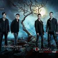 CW Divulga Primeiro Cartaz de 'The Vampire Diaries' e 'The Originals'