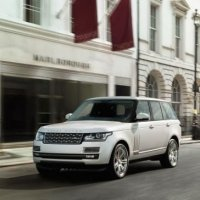 Range Rover Long Wheelbase 2014: Luxuriante