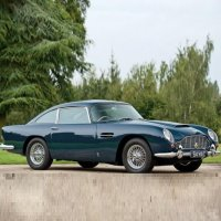 Aston Martin DB5 1964 do Cantor Paul McCartney Será Leiloado