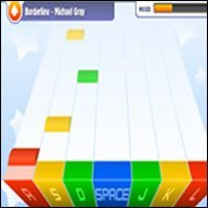 Up Beat - Jogo Online Estilo Guitar Hero