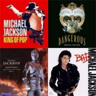 Download de Todos os CD's de Michael Jackson em MP3