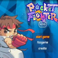 Jogo Online - Pocket Fighter