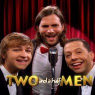 "A Nova Abertura de ""Two and a Half Men"" com Ashton Kutcher"